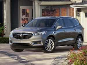 12 The 2019 Buick Enclave Spesification