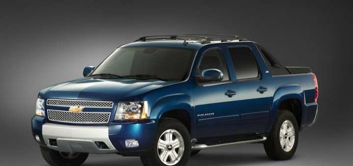 12 The 2019 Chevrolet Avalanche Style