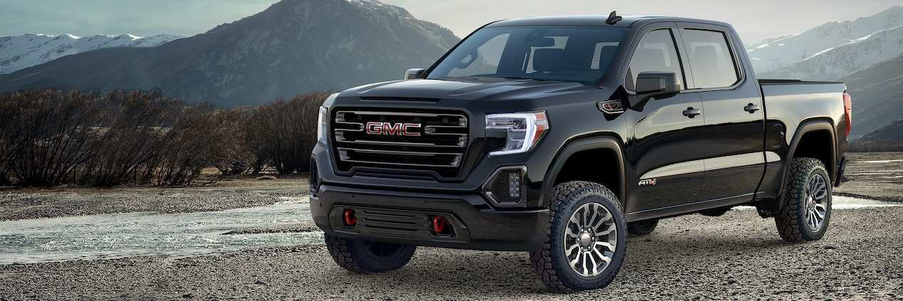 12 The 2019 Gmc 3 4 Ton Truck Redesign And Concept