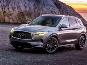 12 The 2019 Infiniti Gx50 Picture