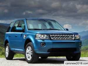 12 The 2019 Land Rover Freelander Research New