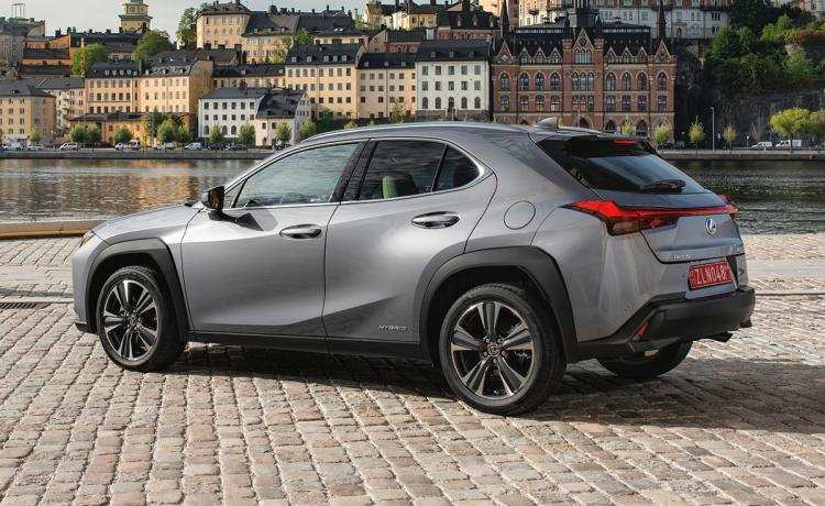 12 The 2019 Lexus Ux Interior Concept and Review