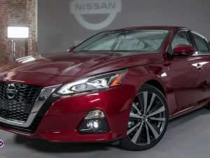 12 The 2019 Nissan Altima Concept Engine
