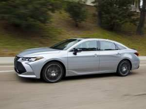 12 The 2019 Toyota Avalon Xse Review and Release date