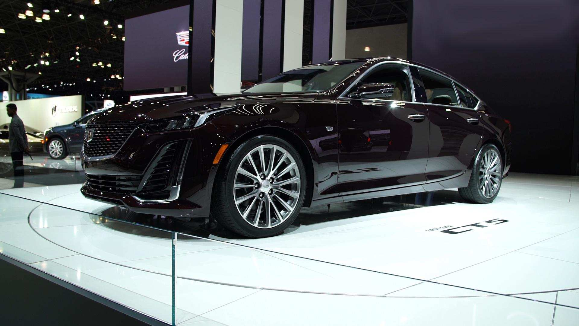 12 The 2020 Cadillac Ct6 First Drive