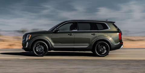 12 The 2020 Kia Telluride Trim Levels First Drive