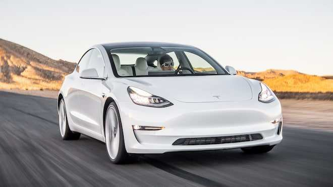 12 The 2020 Tesla Model 3 Pictures