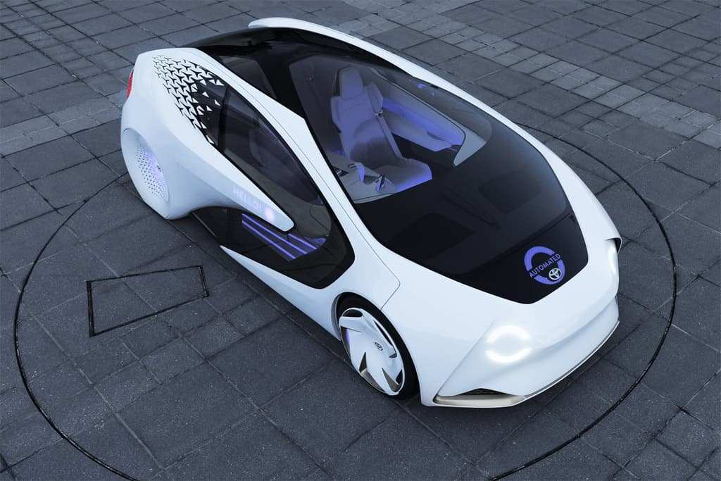 12 The 2020 Toyota Flying Car Redesign