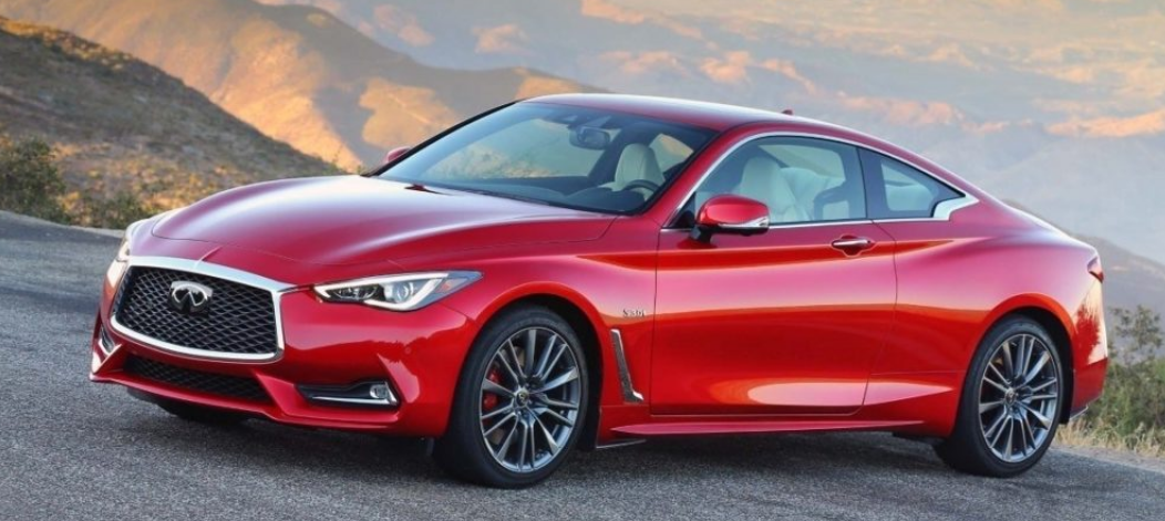 12 The Best 2020 Infiniti Q60 Red Sport Redesign And Concept