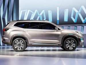 12 The Best 2020 Subaru Suv Models Interior