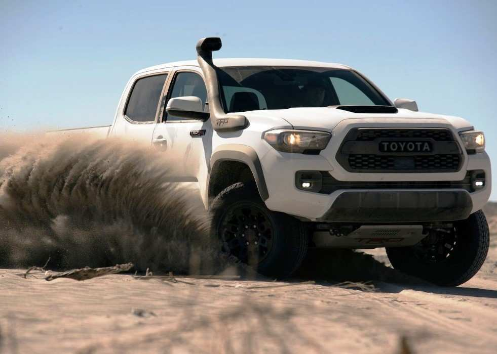 12 The Best 2020 Toyota Tacoma Trd Pro Performance