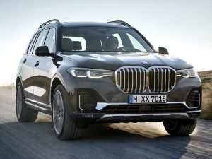 12 The Best BMW X7 2020 Spy Shoot