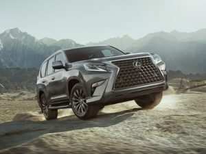 12 The Best Lexus Gx Update 2020 Redesign Engine