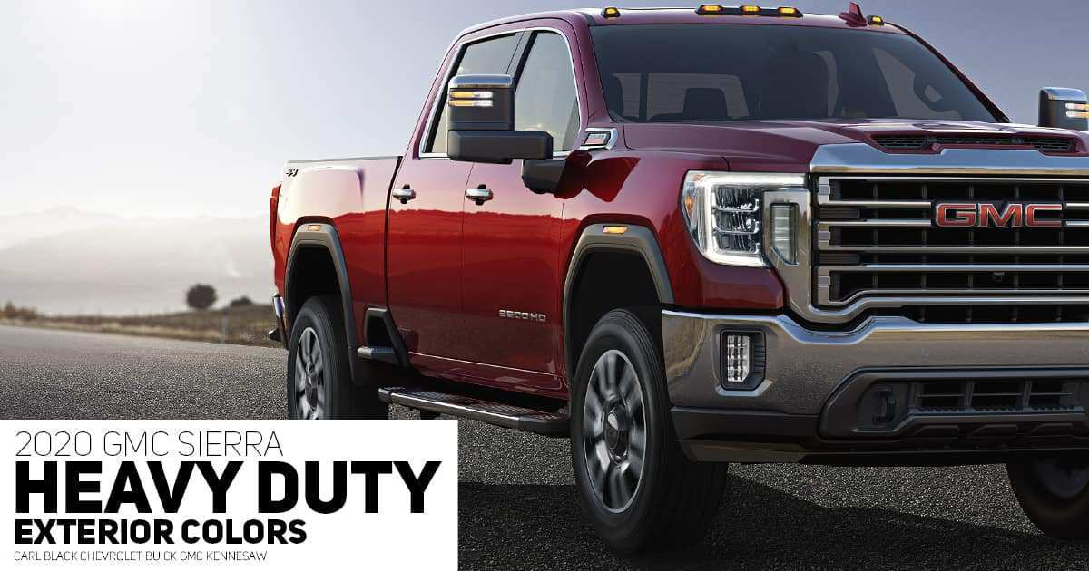12 The Best When Do The 2020 Gmc Trucks Come Out Images