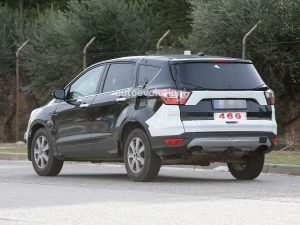 Ford Kuga 2020 Release Date