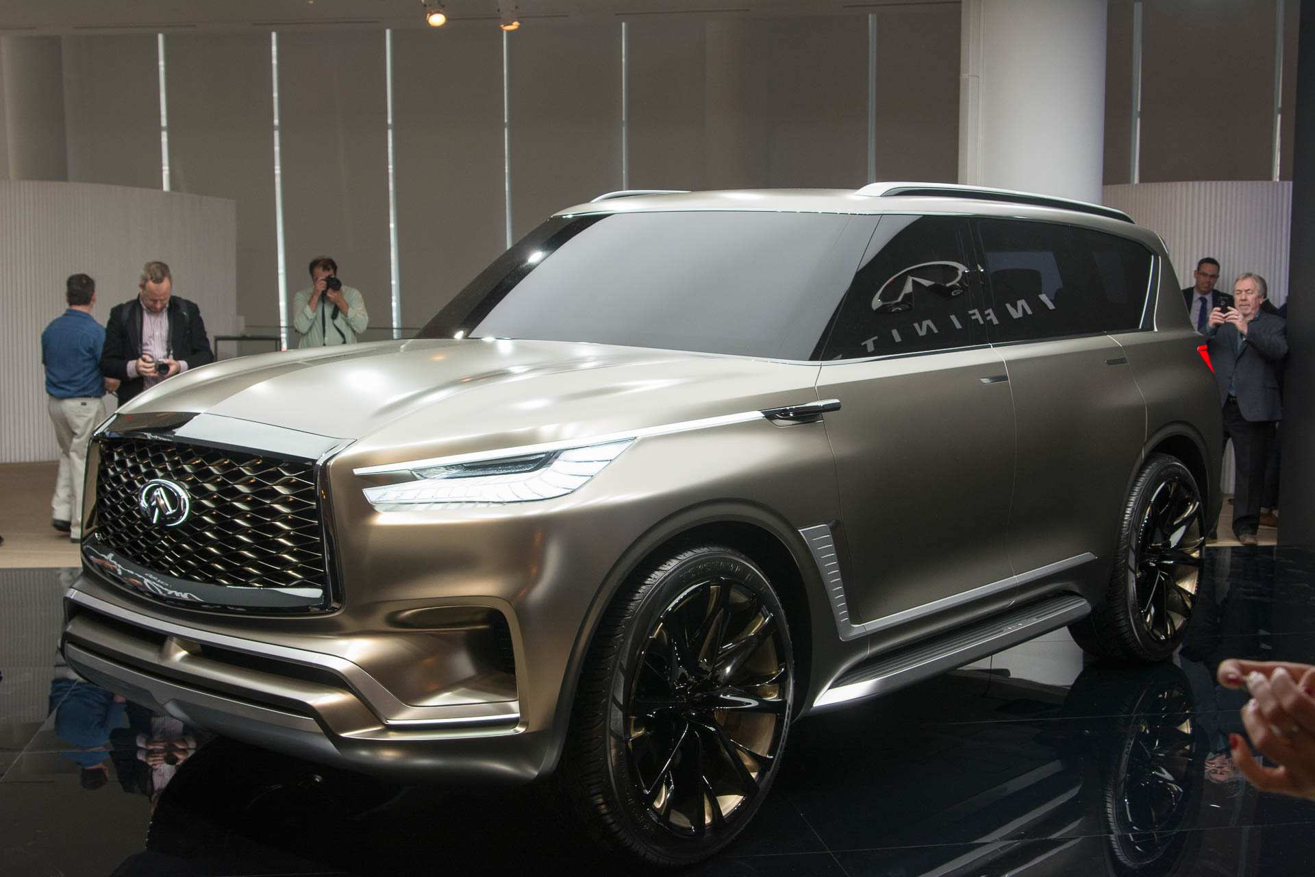 12 The Infiniti 2020 Qx80 Price Design And Review