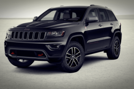 12 The Jeep Grand Cherokee Srt 2020 New Concept