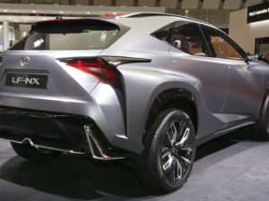 12 The Lexus Nx New Model 2020 Model