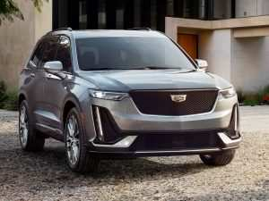 12 The Pictures Of 2020 Cadillac Xt6 Concept and Review