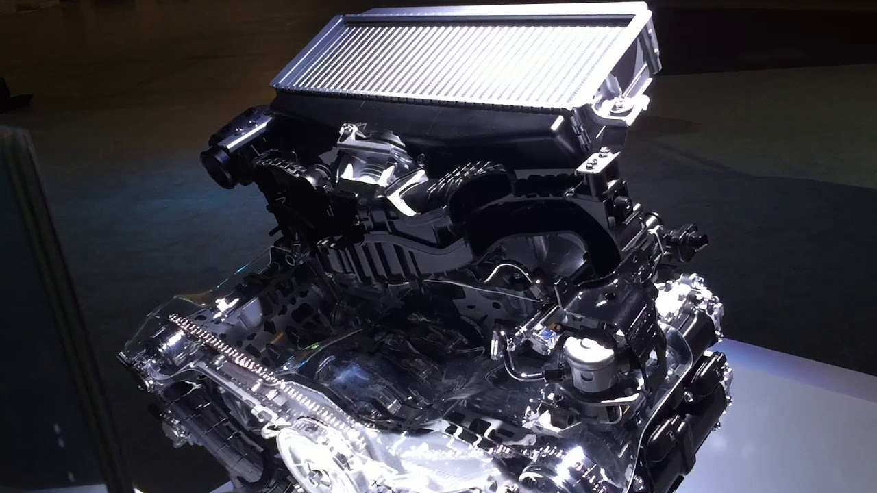 12 The Subaru Ascent 2019 Engine Engine