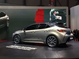 12 The Toyota Auris 2019 Release Date New Model and Performance