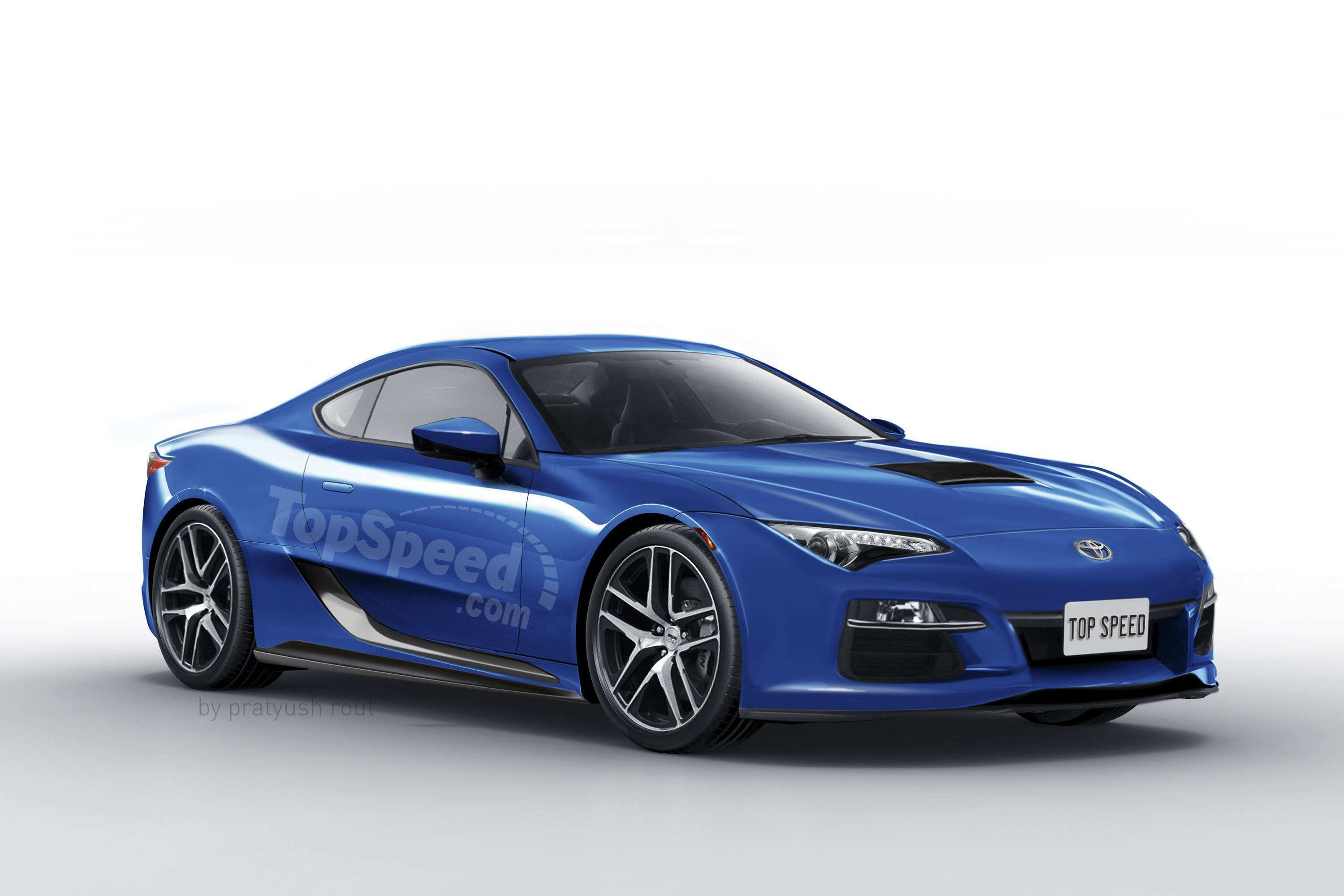 12 The Toyota Brz 2020 Configurations