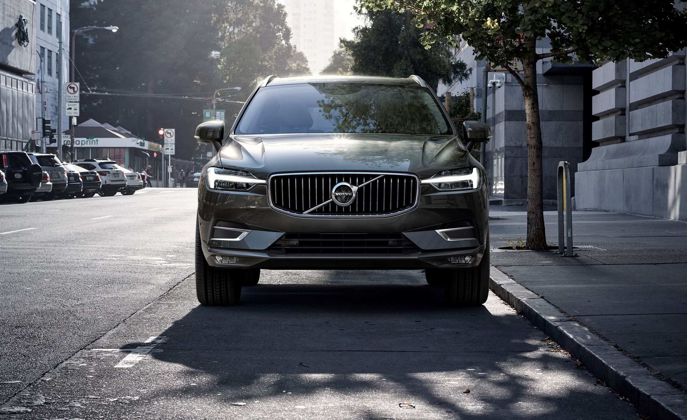12 The Volvo Xc60 2019 Manual Spesification