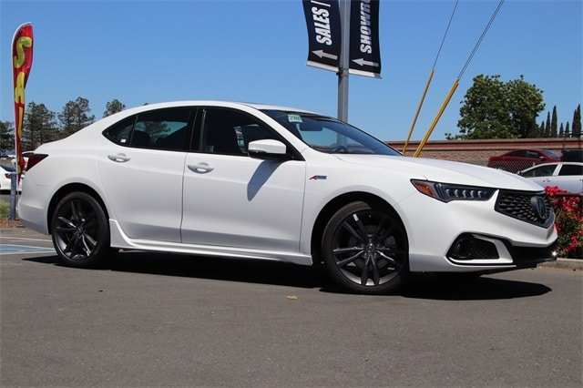 13 A 2019 Acura Tlx Model