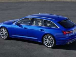 13 A 2019 Audi Wagon Usa Redesign and Review