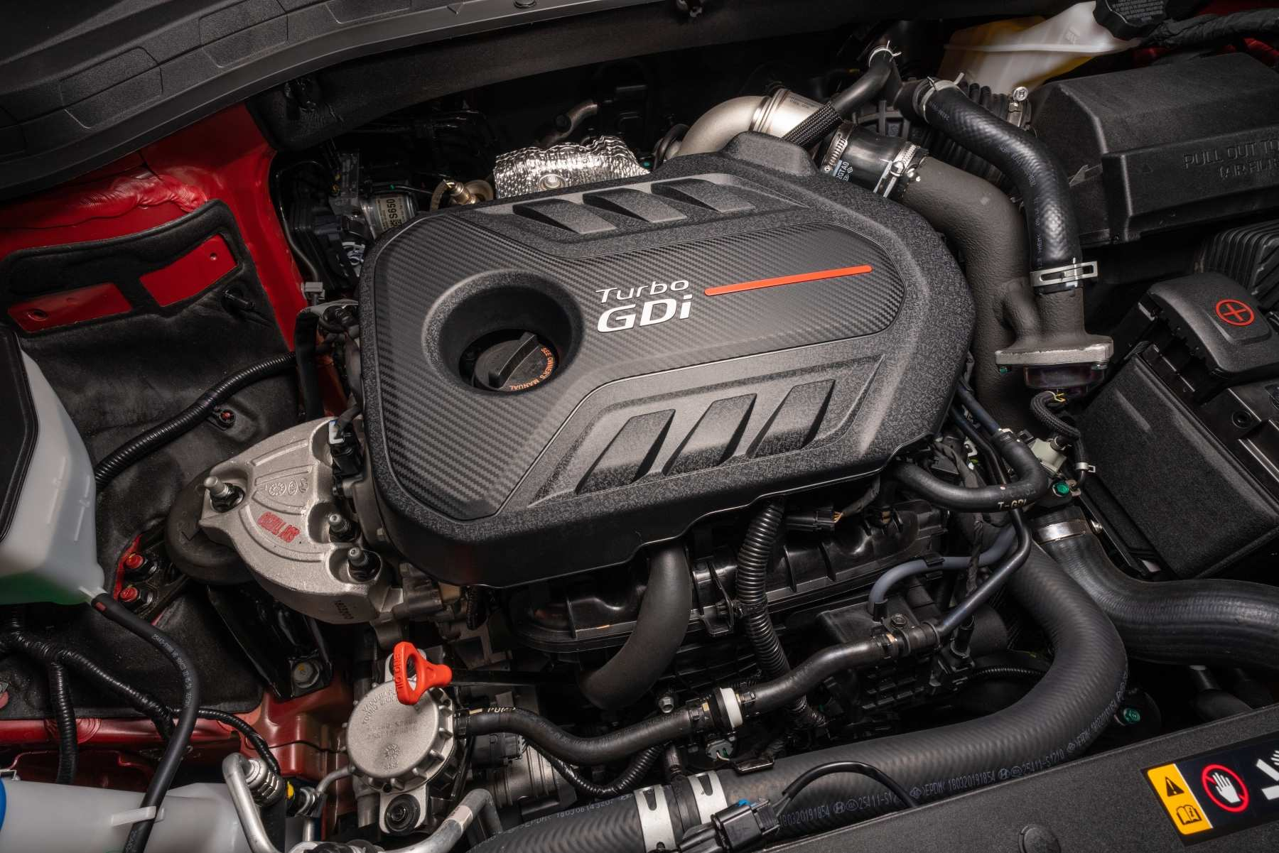 13 A 2019 Hyundai Santa Fe Engine Review