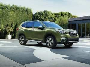 13 A 2019 Subaru Suv Exterior and Interior