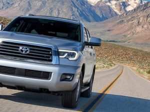 13 A 2019 Toyota Sequoia Redesign Spesification