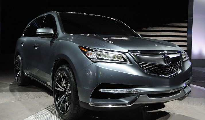 13 A 2020 Acura Mdx Body Change Overview