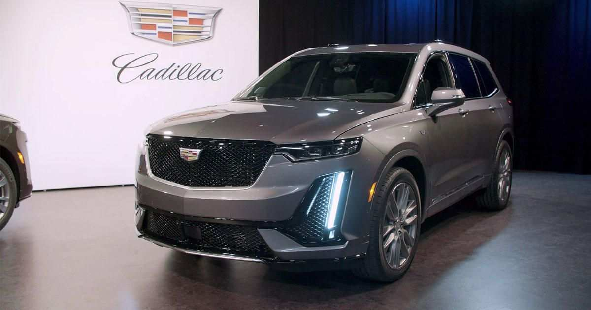 13 A 2020 Cadillac Xt6 Msrp Picture