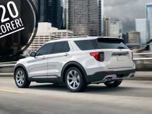 13 A 2020 Ford Explorer Youtube Exterior and Interior