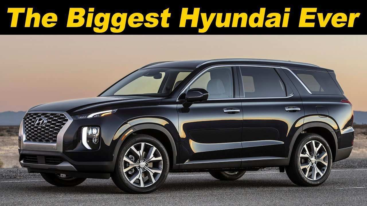 13 A 2020 Hyundai Palisade Youtube Redesign And Review