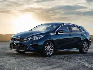 13 A 2020 Kia Forte Hatchback Pricing