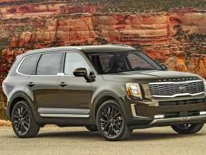 13 A 2020 Kia Telluride Length Research New