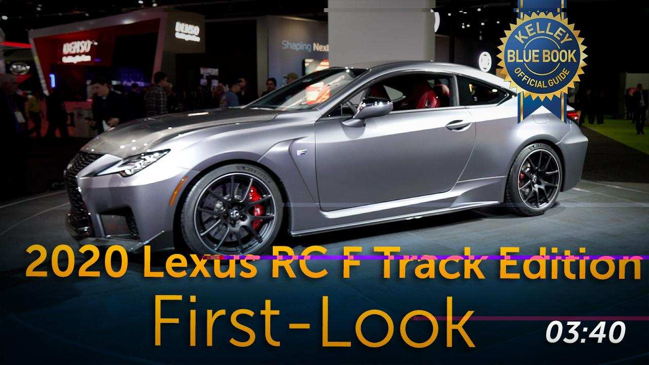 13 A 2020 Lexus Rc F Track Edition 0 60 Picture