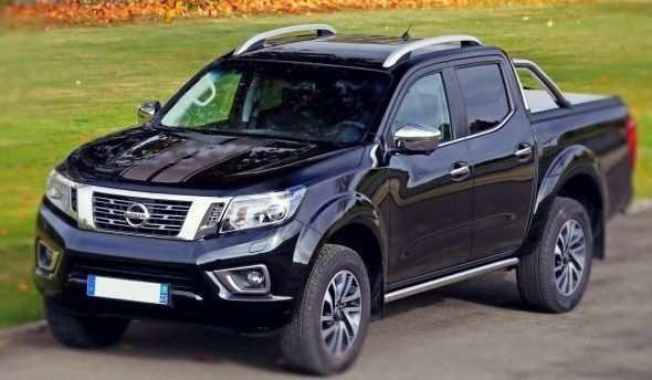 2020 Nissan Frontier Review.13 A 2020 Nissan Frontier Interior Auto Review