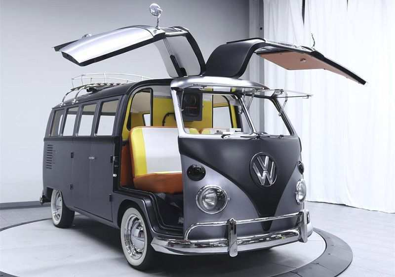 13 A 2020 Volkswagen Bus Price Picture