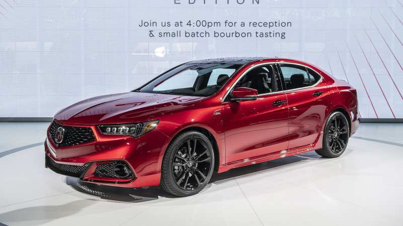13 A Acura Tlx 2020 Review Redesign