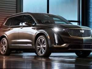 13 A Cadillac Xt6 2020 Review Spesification
