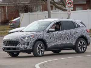 13 A Ford Production 2020 Spesification