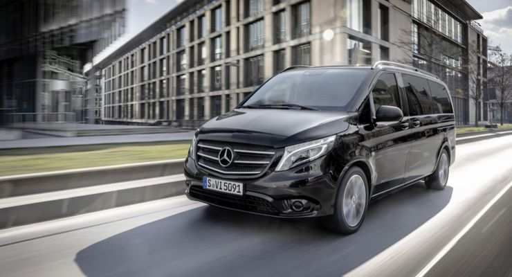 13 A Mercedes Vito 2019 Wallpaper