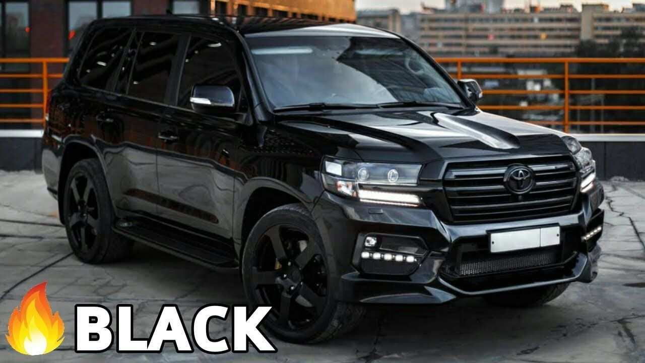 13 A Toyota Land Cruiser V8 2019 Redesign And Review