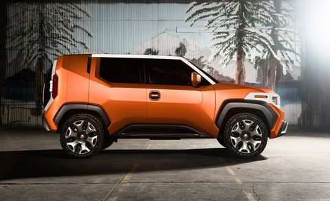 13 A Toyota Upcoming Suv 2020 Images