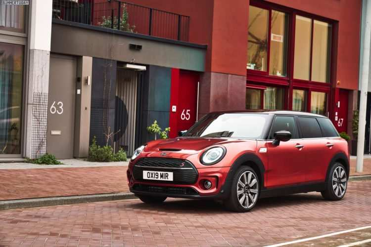 13 All New 2019 Mini Cooper Lci Specs And Review