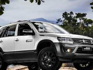 13 All New 2019 Suzuki Grand Vitara Spy Shoot