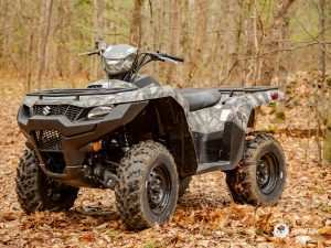 2019 Suzuki King Quad